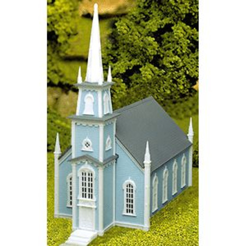 Atlas Trains #708 HO Scale Church Kit