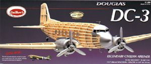 Guillow Inc. Model Kits GUL804 Douglas DC-3