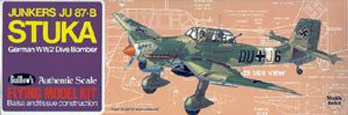 Guillow Inc. Model Kits GUL508 JU-87B Stuka