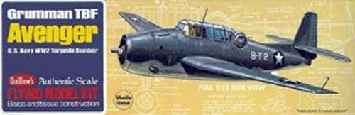 Guillow Model Kits GUL509 TBF Avenger