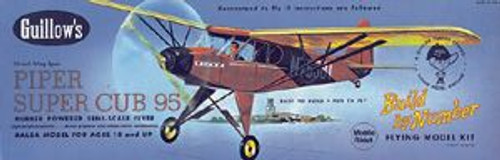 Guillow Model Kits GUL602 Piper Cub 95