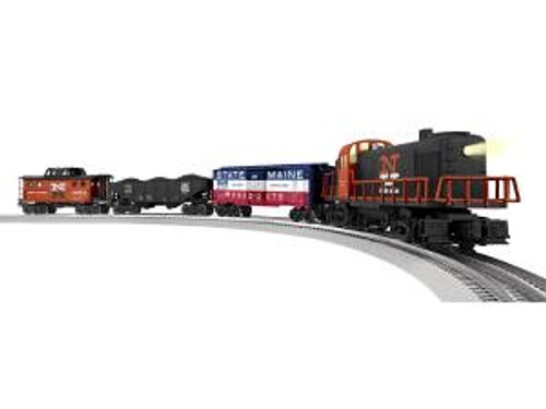 Lionel 6-84709 O LionChief NH Freight Set w/Bluetooth/RS-3 Diesel