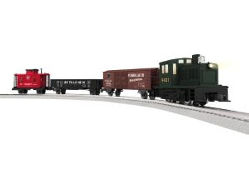 Lionel 6-82972 O LionChief Lionel Junction PRR Set/Diesel