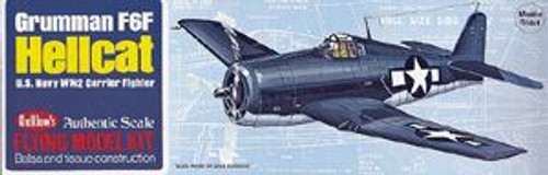 Guillow Inc. Model Kits 503 F6F Hellcat