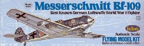 Guillow Inc. Model Kits 505 Messerschmitt BF-109