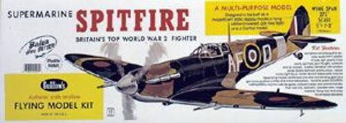 Guillow Inc. Model Kits 403 Supermarine Spitfire
