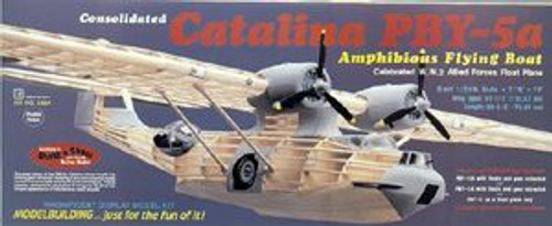 Guillow Inc. Model Kits 2004 PBY-5a Catalina