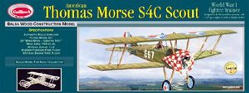 Guillow Inc. Model Kits 201 Thomas Morse Scout