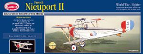 Guillow Inc. Model Kits 203 Nieuport II