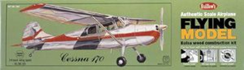 Guillow Inc. Model Kits 302 Cessna 170