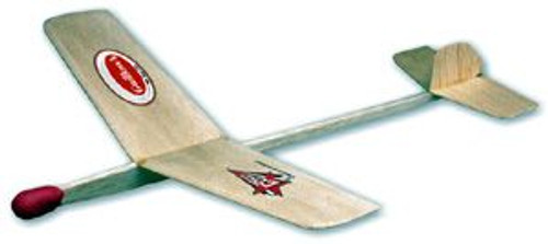 Guillow Models 4101 Goldwing Glider Build-N-Fly