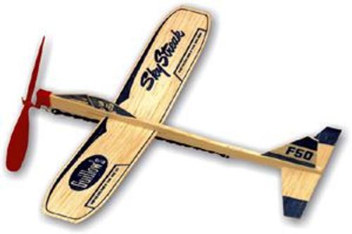 Guillow Inc. Model Kits 50 Sky Streak Glider Deal