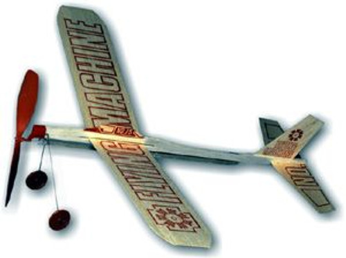 Guillow Inc. Model Kits 75 Flying Machine