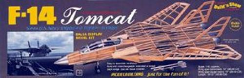 Guillow Inc. Model Kits 1402 F-14 Tomcat