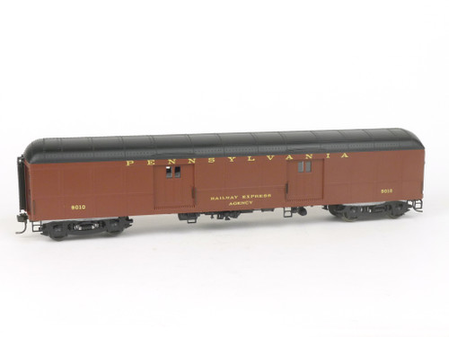 Weaver Quality Craft Trains G22001SD Pennsylvania B60b Baggage/Mail Car 2Rail O Gauge