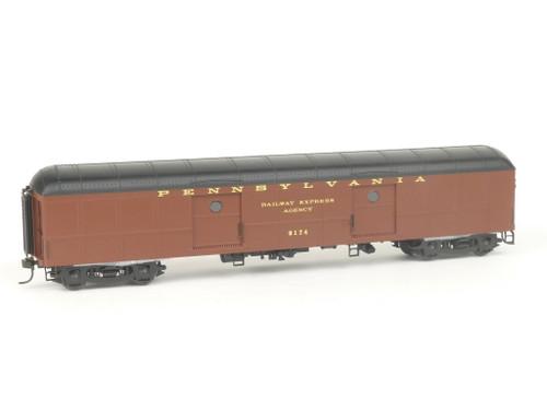 Weaver Quality Craft Trains G22302SD Pennsylvania B60b Baggage/Mail Car 2Rail O Gauge