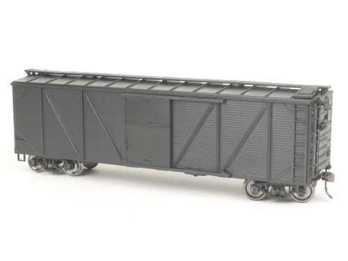 Weaver Quality Craft Trains U3300SD Undecorated Outside Braced Boxcar 2Rail O Gauge