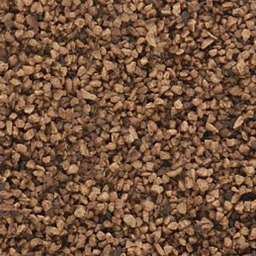 Woodland Scenics 72 Fine Ballast brown