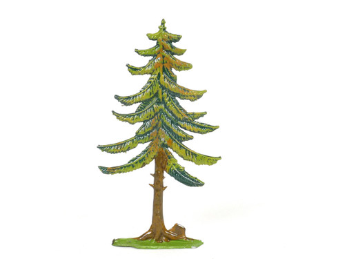 Hornung Art Trees Painted Metal Cast Medium Pine Tree 15MA