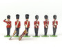Ducal Military Figures 363 Grenadier Guards (at present) Colour Party