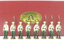 Bastion Models Toy Soldiers B5 Russian Infantry 1900