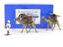 Somerset Ltd. Gun Camel Team with 9 Pounder and Handler