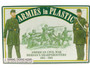 Armies in Plastic 5458 American Civil War Berdan's Sharpshooters
