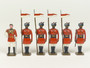 Tradition of London No. 47 Regiment of Bengal Lancers 1900