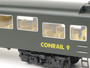 Lionel Trains 6-84229 Conrail Theater Car No 9 With Wi-Fi Camera O Gauge