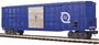 MTH Premier Trains 20-93729 Florida East Coast 50' Waffle Box Car O Scale