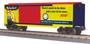 MTH RailKing Trains 30-74939 War Production Co Recruitment Post Box Car O Gauge