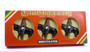 Britains 7229 Regiments 3 Mounted Horseguards Hand Painted Metal Models