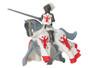 W Britain Knights 41090 Comte de Beaufort Mounted