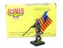 Alymer 27/A American Infantry Flagbearer 1940 54mm