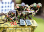 Collectors Battlefield CBG021 SS Panzergrenadier Hanomag Jumpers