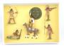 Hornung Art By Bob Hornung Indian Collectible 5 Piece Box Set 2