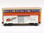 Lionel Trains 6-19908 Seasons Greetings 1989 Lionel Christmas Box Car