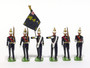 Ducal Traditional Military Figures 133 The Royal Marines Marching