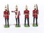 Ducal Traditional Military Figures Royal Marines Color Party