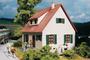 Piko Trains 61826 HO Scale Hobby Line Family House Building Kit