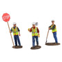 First Gear Metal Construction Figures 1/50 Scale O Scale Model Trains