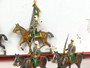 CBG Mignot Toy Soldiers Set 266B Foreign Legion