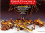 King & Country Toy Soldiers AK058 Rommel's Desert Taxi  Retired