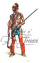 Shawnee Indian Warrior - French & Indian War