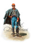 Confederate Light Artillery Officer - American Civil War