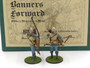 """Alymer Toy Soldiers Figure BF-9 """"English Longbowman"""""""
