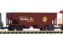Piko 38104 Santa Fe Freight Starter Set G Scale
