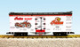 USA Trains R16022 Indian Motorcycle Refrigerator Car G Gauge