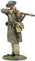 WBritain 31158 Confederate Infantry in Winter Clothing Standing, Firing
