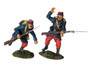 WBritain 17703 WWI French Infantry Charging Set No.2
